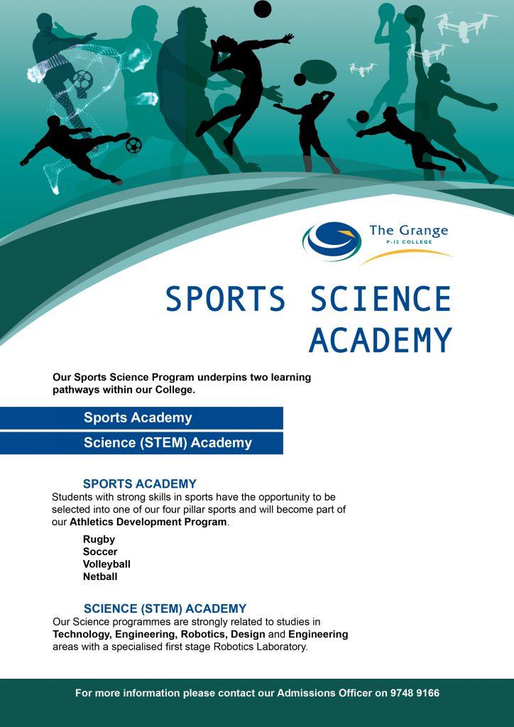 Sports Science Academy