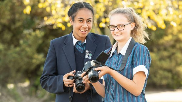 Secondary Students Photography
